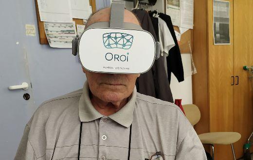 geriatricarea realidad virtual