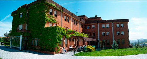 geriatricarea residencia Barrika Barri