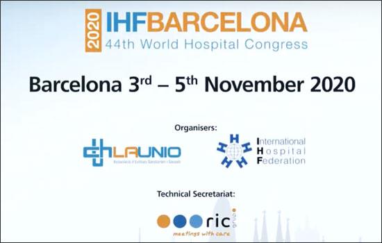 geriatricarea World Hospital Congress