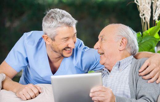 geriatricarea atencion domiciliaria