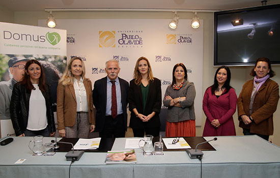 Fundación DomusVi y Universidad Pablo de Olavide apuestan por el voluntariado - Geriatricarea.com