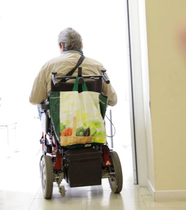geriatricarea pacientes con ELA