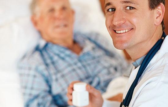 geriatricarea pacientes