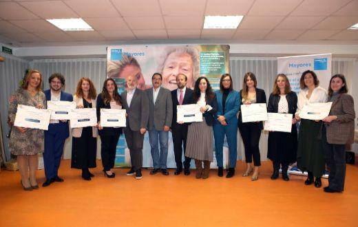 geriatricarea Sanitas Mayores de Alcorcon