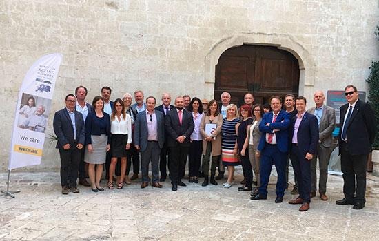 geriatricarea nutricion Red Europea de Envejecimiento