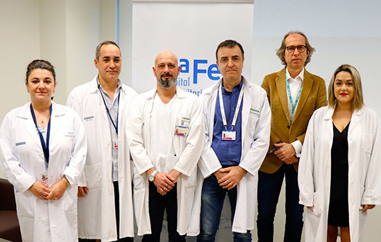 geriatricarea Hospital La Fe