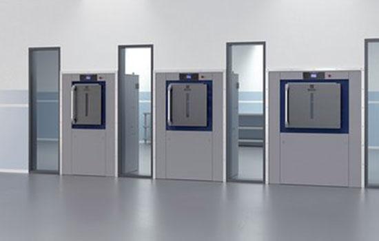 geriatricarea lavadoras barrera sanitaria Electrolux