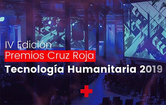 geriatricarea Cruz Roja Premios Tecnologia Humanitaria