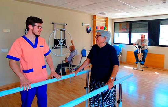 geriatricarea ballesol Iris Assistance