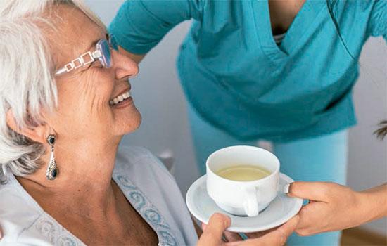 geriatricarea disfagia