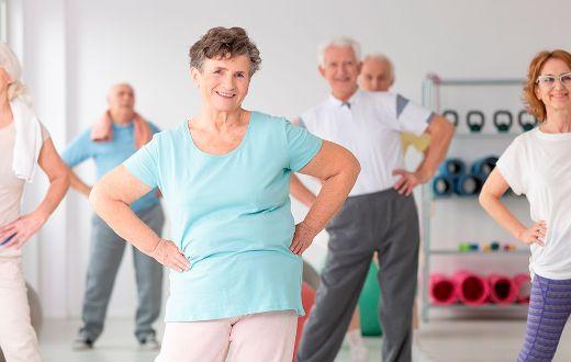 geriatricarea ejercicio fisico
