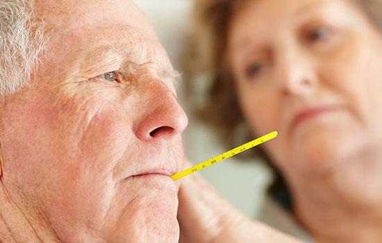 geriatricarea resfriado