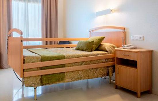 geriatricarea CECUA camas residenciales