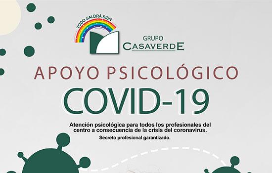 geriatricarea Grupo Casaverde covid19
