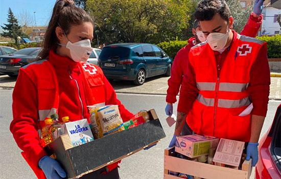 Más de 160.000 intervenciones gracias al Plan Cruz Roja RESPONDE