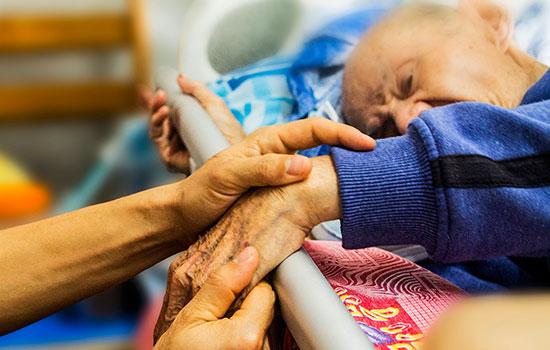 geriatricarea asistencia sanitaria