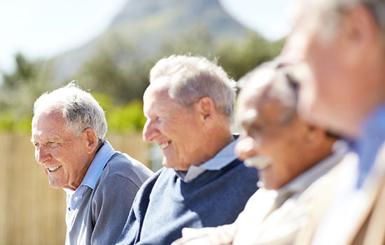 geriatricarea asociaciones personas mayores