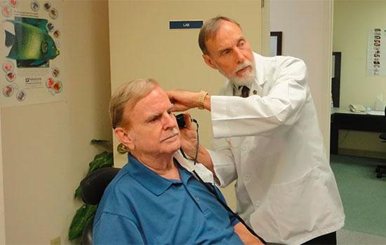 geriatricarea perdida de audicion