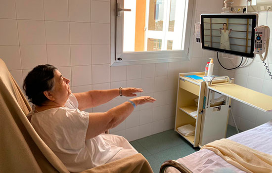 geriatricarea Hospital San Rafael