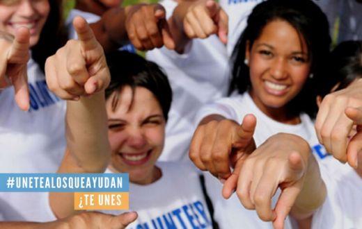 geriatricarea campaña #unetealosqueayudan