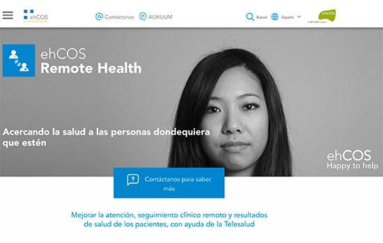 geriatricarea ehCOS Remote Health