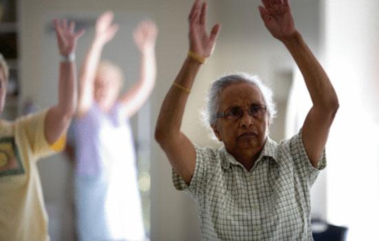 geriatricarea huesos ejercicio fisico