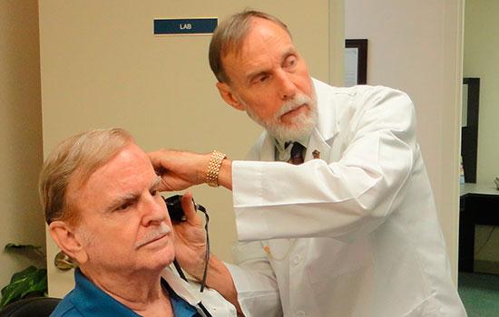 geriatricarea deficit visual