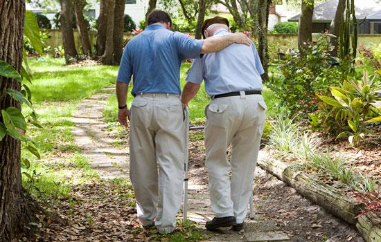 geriatricarea paseos terapeuticos