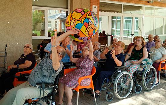 geriatricarea ejercicio fisico personas mayores