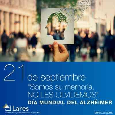geriatricarea Alzheimer lares