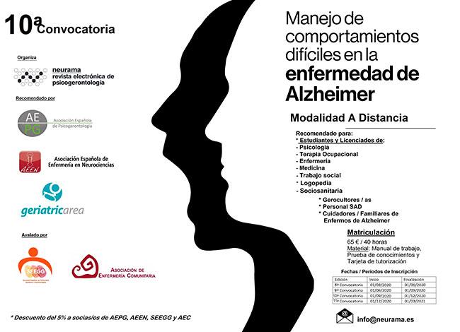 geriatricarea alzheimer curso