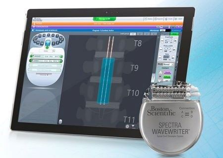 geriatricarea WaveWriter Alpha estimulacion medula espinal