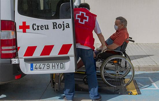 geriatricarea cruz roja
