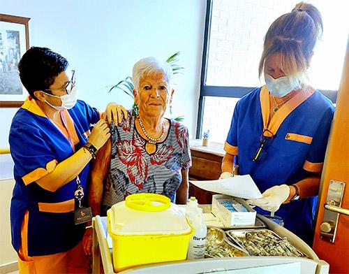 geriatricarea enfermeria geriatrica ballesol