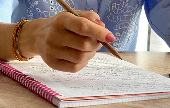 geriatricarea escritura alzheimer