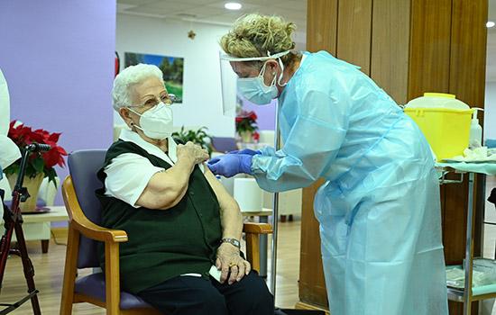 geriatricarea vacuna covid