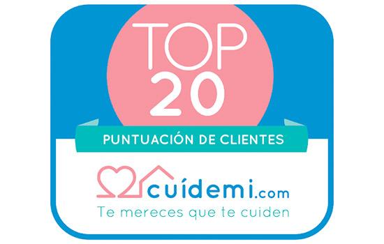 geriatricarea Premios Cuidemi