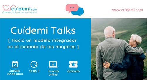 geriatricarea Cuidemi Talks