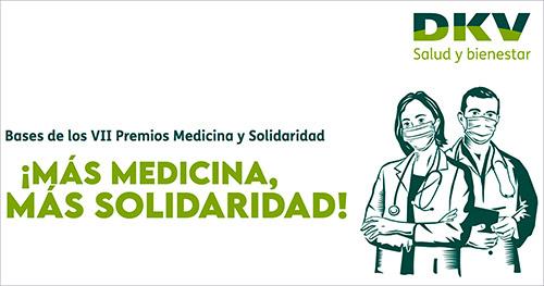 geriatricarea DKV Premios Medicina Solidaridad
