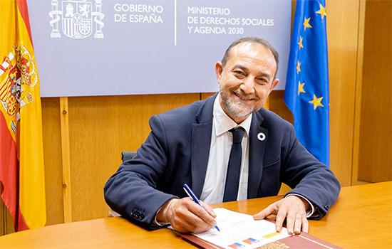 geriatricarea Imserso Luis Alberto Barriga