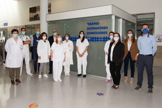 Geriatricarea Punto Inspira Hospital de Manacor