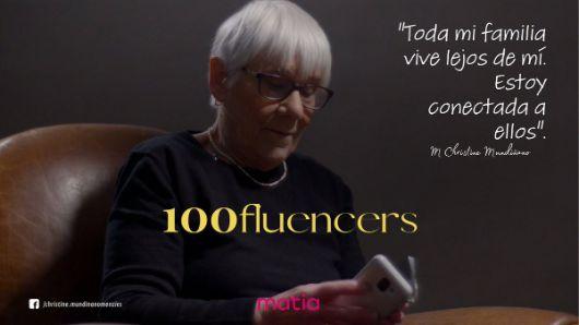Geriatricarea #100fluencers brecha digital