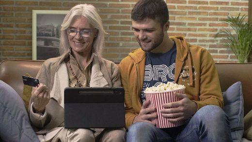 Geriatricarea pagos digitales personas mayores