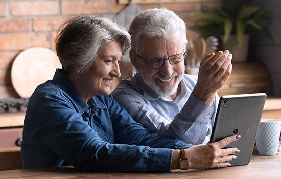 geriatricarea personas mayores tecnologia