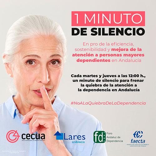 geriatricarea CECUA Lares Andalucia FADE FAECTA