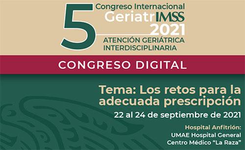 geriatricarea Congreso GeriatrIMSS