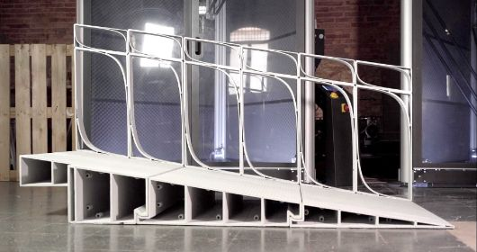 Geriatricarea accesibilidad rampas 3D