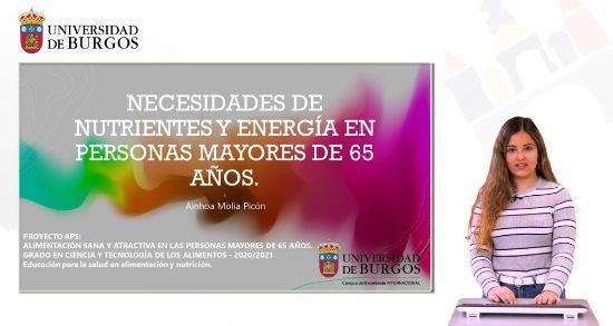 Geriatricarea Programa Intergeneracional Universidad de Burgos