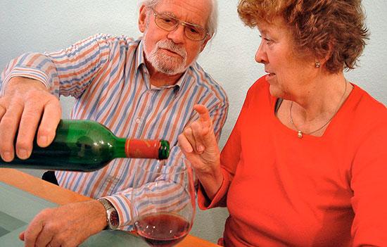 geriatricarea mayores alcohol