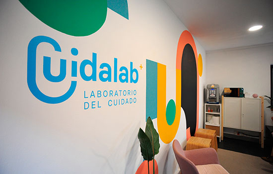 geriatricarea Cuidalab laboratorio cuidados